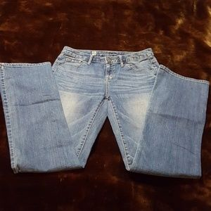 Size 2R Mossimo Curvy Bootcut Jeans